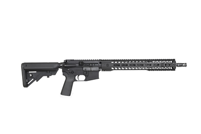 "16"" 5.56 Blue Line Rifle with 15"" MHR"