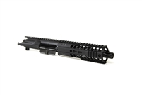 "RF 7.5"" M4 1:7 5.56MM Radical Rail Upper Assembly"