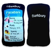 barkbury facebark dog toy