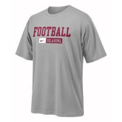 Oklahoma Nike Performance Graphic Tee