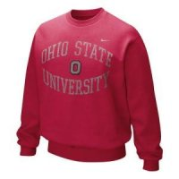 Ohio State Nike Inverted Arch Crew