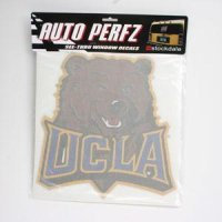 ucla perforated vinyl window decal ucla bruins inlaid acrylic license plate