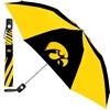 Iowa Hawkeyes Umbrella - Auto Folding