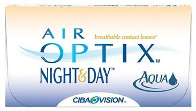 Air Optix Night & Day (6 lenses)