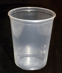 32oz Clear Deli Container PK32SC