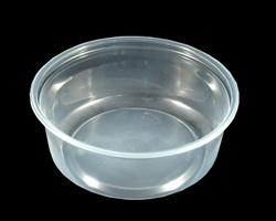 8oz Clear Deli Container PK8SC