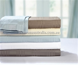 900+ Carlton Pure Cotton Sateen Sheet Sets