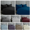 1000TC Pure Cotton Sateen Quilt Cover Sets