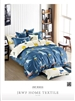 Brorden Kids Printed Pure Cotton Single Bed Quilt Cover Set- Crocodile