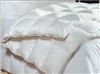 80% White Goose Down Feather Quilt