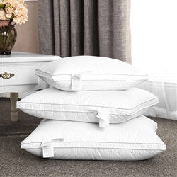 White Goose Down Pillows