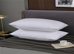 1500TC Pure Cotton Sateen King Pillowcases
