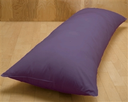 500 Pure Cotton Sateen Body Pillowcase