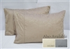 Imperial Jacquard 900+ Cotton Standard Pillowcases