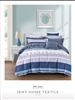 Luxury Printed Pure Cotton Quilt Cover Set-Olympic