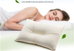 Latex Balanced Contour Pillow