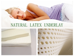Latex Protector - Latex Mattress topper