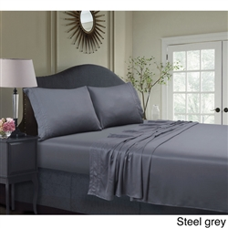 1500TC Luxurious Pure Cotton Bedding Sheet Set