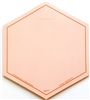 VIS-IT™ Orange Hexagons Pad