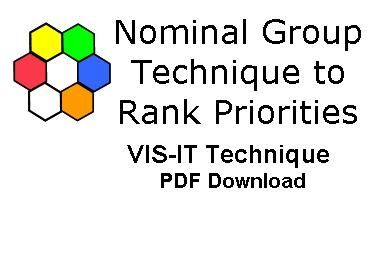 The VIS-IT™ Nominal Group Technique to Rank Priorities
