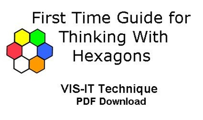 The VIS-IT™ First Meeting Guide for Thinking with Hexagons