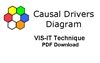 The VIS-IT™ Causal Drivers Diagram Technique