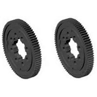 Academy SB Sport V2 Spur Gear Set (2) One Each Of 78T And 80t