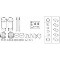 Academy Str-4 Front Shock Set, (2)