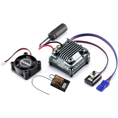 Airtronics Super Vortex Zero Esc and RX-472 Reciever Combo Pack