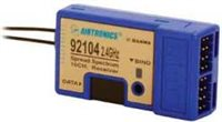 Airtronics Sd-10g Receiver, 10 Ch 2.4ghz