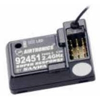 Airtronics 2.4 Ghz FHSS-3 SSR Receiver for M11x
