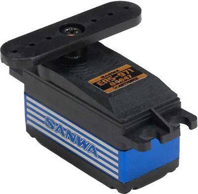 Airtronics Low Profile Digital Hi-Speed Waterproof Servo 127oz/.09sec