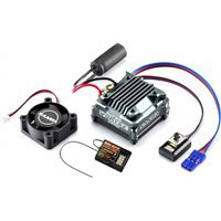 Airtronics Super Vortex Zero Esc With Rx-472 Receiver Combo Pack