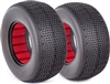 AKA Impact SC Wide Super Soft Tires With Red Inserts (2)