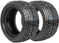 AKA 1/10 Buggy Rear Rebar Tires, Super Soft (2)