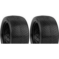 AKA 1/10 Buggy Rear Vektor Tires, Super Soft (2)