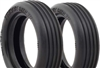 AKA 1/10 2wd Buggy Front Three Rib Tires, Soft (2)