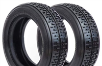 AKA 1/10 Buggy 2wd Front Rebar Tires, Super Soft (2)