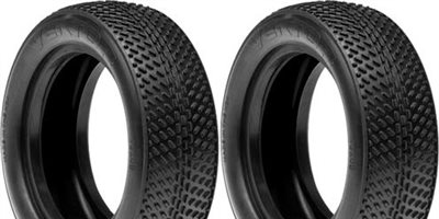 AKA 1/10 Buggy 2wd Front Vektor Tires, Super Soft (2)