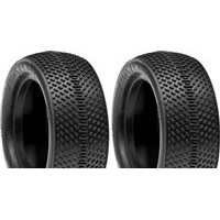 AKA 1/10 Buggy 4wd Front Vektor Tires, Super Soft (2)