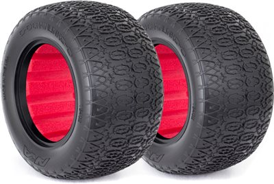 AKA 1/10 Stadium Truck Chain Link Tires, Super Soft (2)