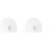 AKA 1/10th Hexlite 2wd/4wd Buggy Rear Rims, White (2)