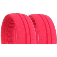AKA 1/10 Buggy 4wd Front Closed Cell Foam Inserts, Soft (2)