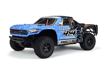 Arrma 1/10th Senton Mega Short Course Truck RTR with Blue/Black Body