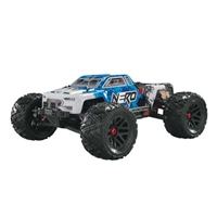 Arrma Nero 6S BLX 1/8th 4wd RTR Monster Truck with Diff Brain, blue body