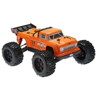 Arrma 2018 1/8th Outcast 6S Stunt Truck 4wd with Orange Body