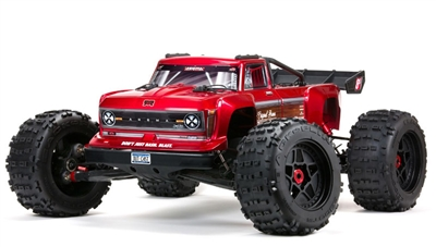 Arrma 1/5th Outcast 8S BLX 4wd Brushless Speed Monster Truck RTR