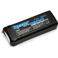 Reedy 1600mAh 2s(7.4v) Lipo Receiver Battery Pack