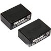 Reedy 5700mAh 65c Lipo Saddle Pack Battery 2s (7.4v), 4mm Bullets