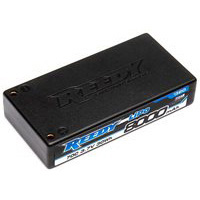 Reedy 8000mAh 70c Lipo 1s Battery (3.7v), 4mm Bullets